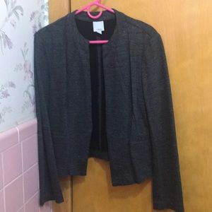 HALOGEN Dark Grey Blazer
